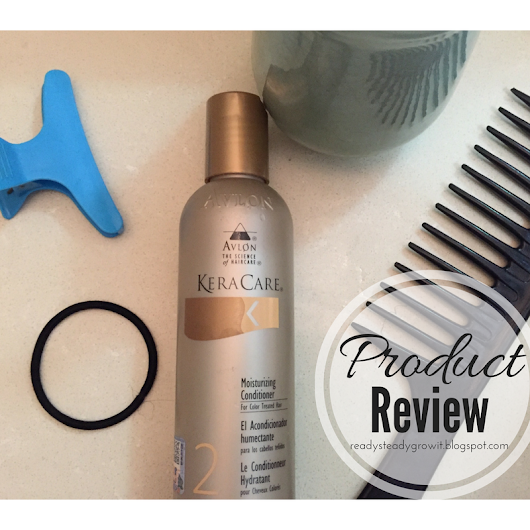 Product Review: Keracare Moisturizing Conditioner