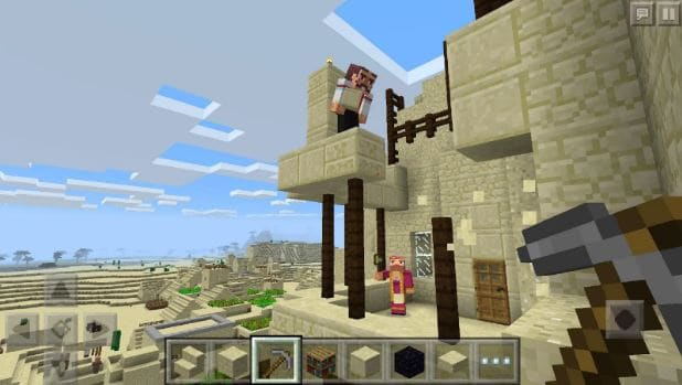 Minecraft 3d Android Game