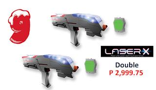 laser x toy