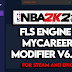 NBA 2K21 FLS Engine MyCareer Modifier V6.26 For Patch 1.12 by Team FLS [FOR 2K21] - STEAM AND EPIC | LATEST