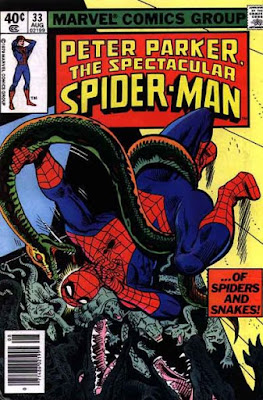 Spectacular Spider-Man #33