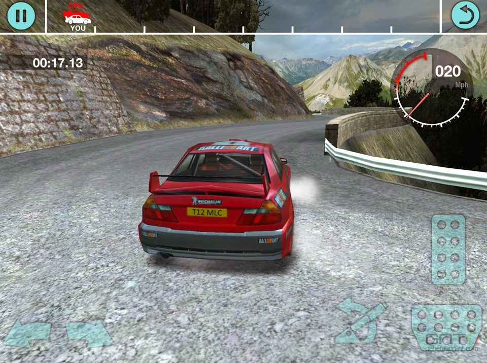 Colin McRae Rally V.102 Apk + Data Full For Android