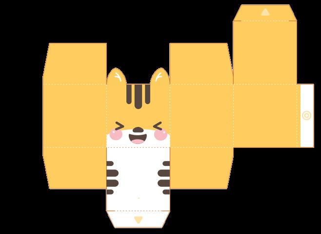 caja tigre