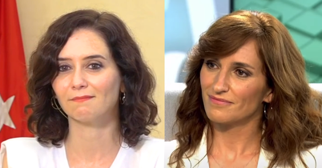 Ayuso y Mónica García