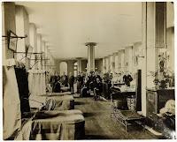 A ward at St. Thomas' Hospital, 1908