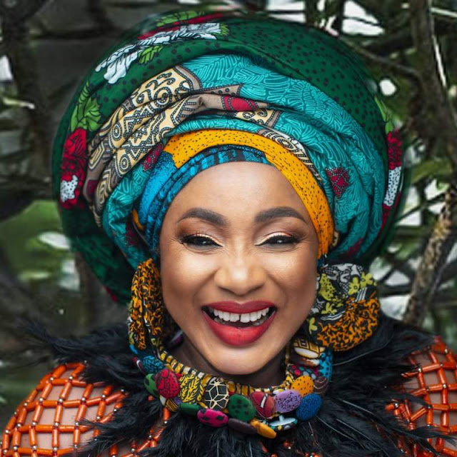 My name is Clarion Chukwurah, Today is my Birthday- Actress Clarion Chukwurah shares stunning photos as she turns a year older