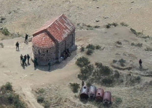 Azerbaiyán construye base militar al lado del Monte Gareji