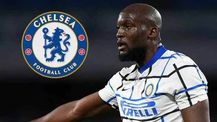 Chelsea agree £98m deal in principle for Lukaku