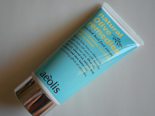 Aeolis - Cracked Heel Foot Cream