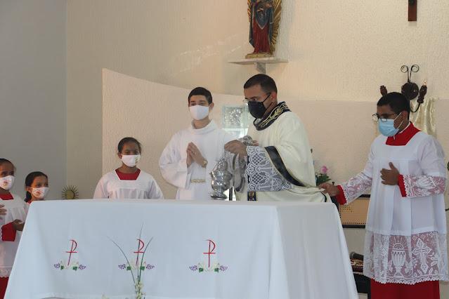 Encerramento da Tradicional Festa de Nossa Senhora do Perpétuo Socorro - Viçosa/RN