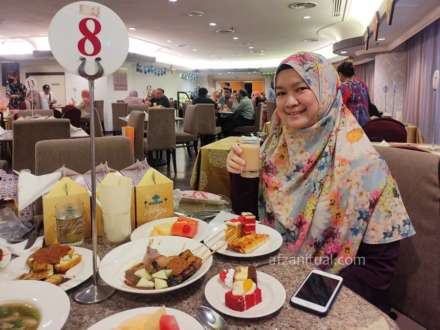 Buffet Ramadhan 2021: Pelita Ramadan di GBW Hotel Johor Bahru