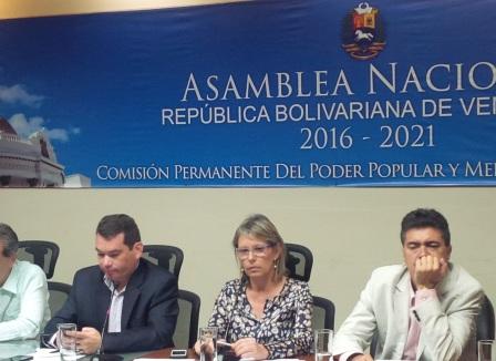 Vicepresidenta Comisión de Medios AN: GNB es cómplice de agresiones a periodistas