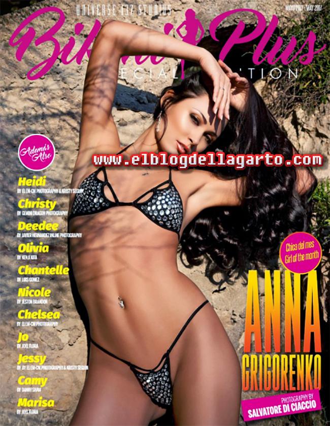 Bikini Plus Anna Grigorenko Mayo 2017