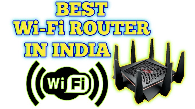 Best WiFi Routers under 2000 In India For Home and Offile (Latest 2020) - Techno Vihaan