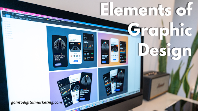 What are the Elements of Graphic design?