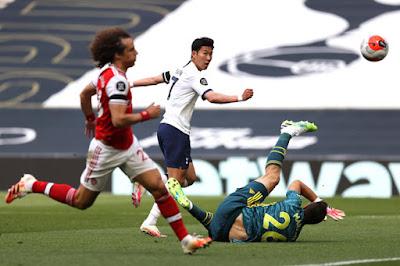 Son Heung Min tỏa sáng: Kỷ lục như Messi, Tottenham sáng cửa dự cúp châu Âu