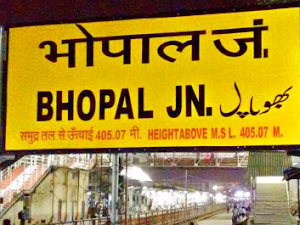 Bhopal recorded day temperature at 36.4 degree Celsius
