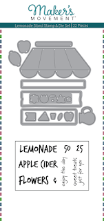 Makers Movement Lemonade Stand