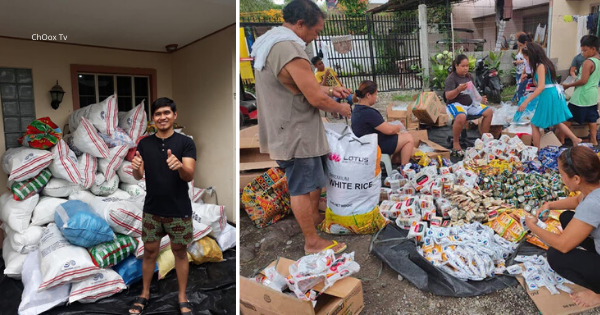 "Gamer ""ChoOx"" Goes Viral for ""Stars for a Cause"" Donation Drive for Earthquake Victims in Mindanao"