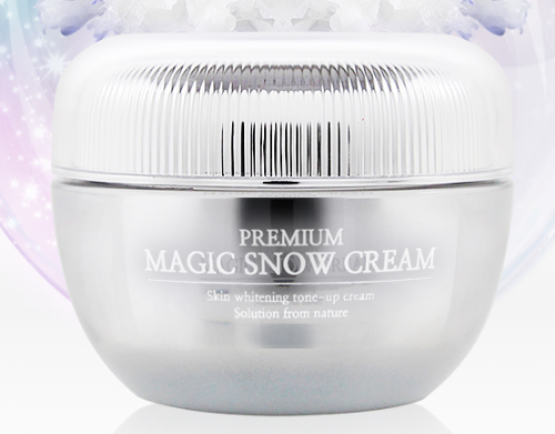 Magic Snow Cream Premium