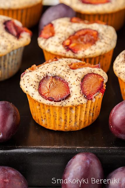 Muffiny makowe