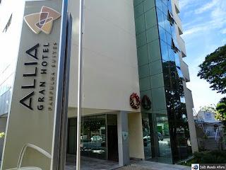 Onde ficar em Belo Horizonte: hotel Allia Pampulha