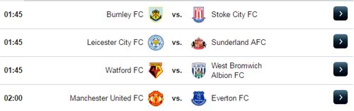 Jadwal Liga Inggris Rabu 5 April 2017