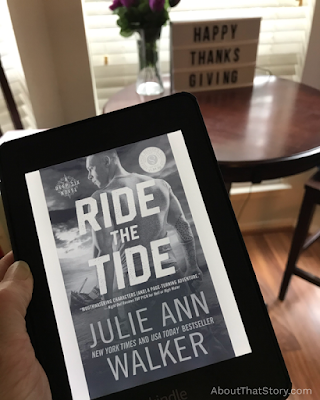 Book Review: Ride the Tide by Julie Ann Walker | About That Story