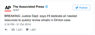 John Podesta's Best Friend At The DOJ Will Be In Charge Of The DOJ's Probe Into Huma Abedin Emails