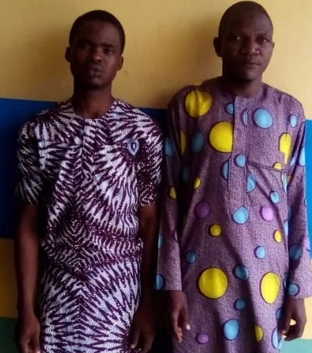 Arabic teacher, one other arrested for defiling girl, 15, in Ogun