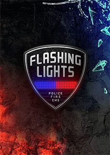 Flashing Lights Police FireFighting Emergency Services Simulator Thumb