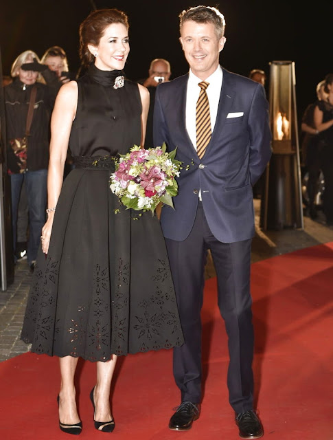 The Crown Prince Couple's Awards (Kronprinspaarets Priser) are a set of culture and social prizes awarded annually by Crown Prince Frederik and Crown Princess Mary of Denmark
