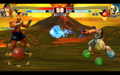 STREET FIGHTER 4 Full Version 1 00 02 APK + DATA Free