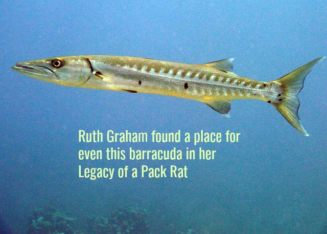 Legacy of a Pack Rat by Ruth Bell Graham: A Book Review