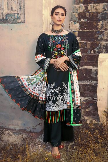 Gul Ahmed Winter Collection 2020
