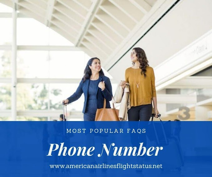 American Airlines Phone Number – Most Popular FAQs