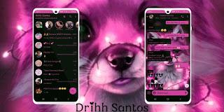 Baby Dog Theme For YOWhatsApp & Fouad WhatsApp By Driih Santos