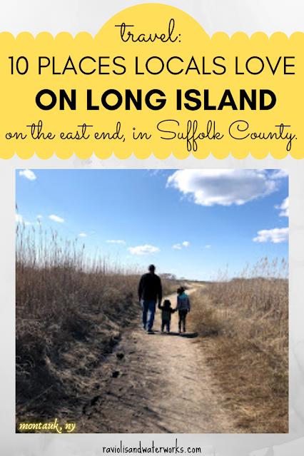 plan a vacation on long island new york montauk greenport fire island