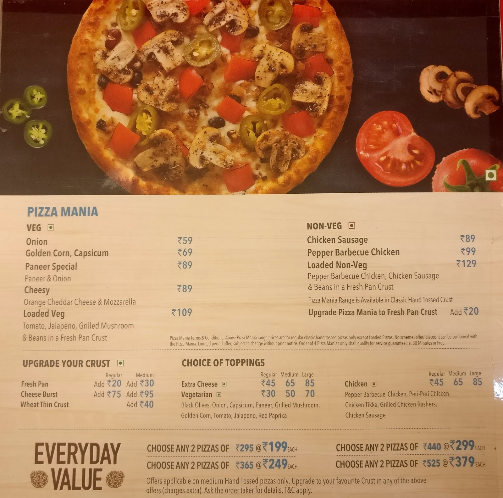 Dominos pizza mangalore dominos pizza mangalore menu page forumfinder Images