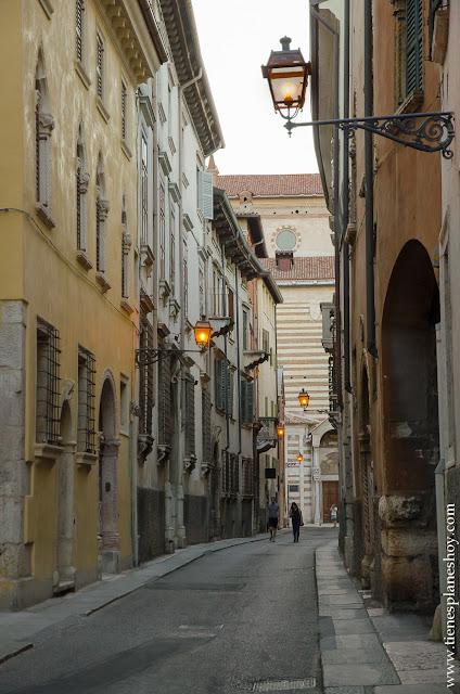 Verona ciudad bonita Italia viaje 15 dias