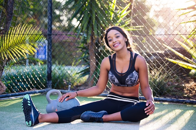 Outdoor Fitness: Fresh Air, Vitamin-D, Nature...It's Just Nice!