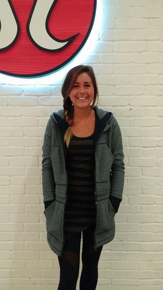 lululemon long and short of it jacket