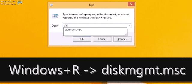 طريقة تقسيم الهارد ديسك للكمبيوتر