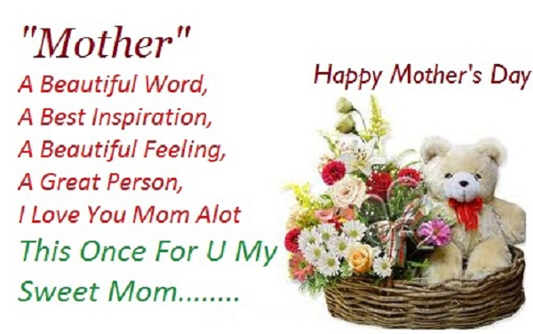 Happy Mothers' Day messages