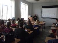 """БСЦ """"САН ИнБев Украина"""" провел в ХНЭУ им. С. Кузнеца бизнес-игру для студентов"""