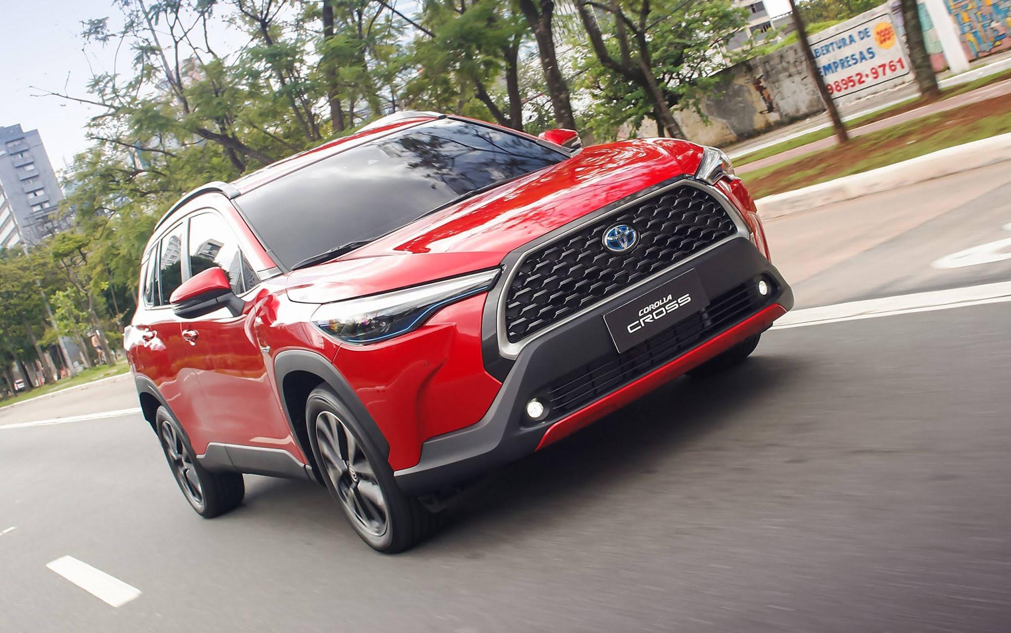 Toyota Corolla Cross Hybrid XRX