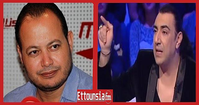بالصور/ شمس د.باشا يهاجم سمير الوافي بنعوت بشعة !