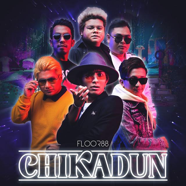 Lirik Lagu Floor 88 - Chikadun