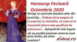 Horoscop Octombrie 2020 Fecioară