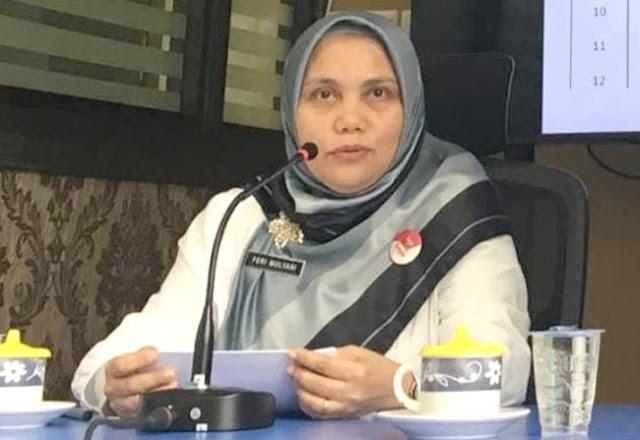 Kepala Dinas Kesehatan Padang, Feri Mulyani